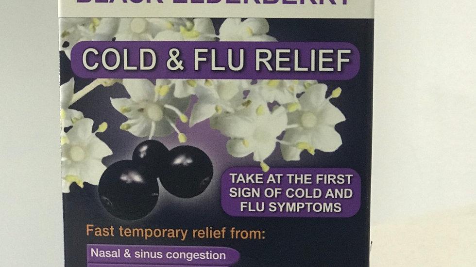 Sambuchol Cold & Flu Relief 30Tabs