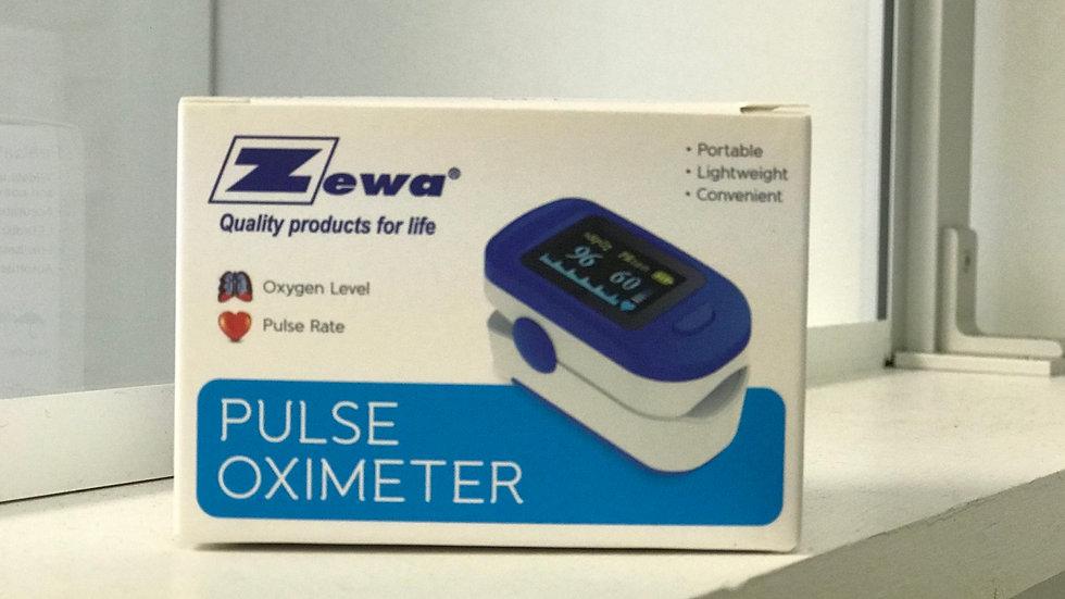 Zewa Pulse Oximeter