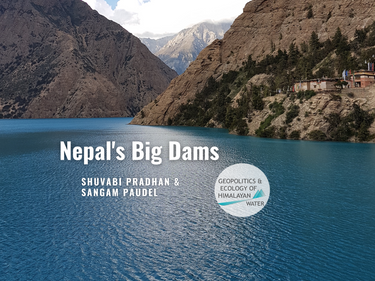Nepal's Big Dams