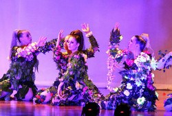 sarah jane jones choreography plant dance