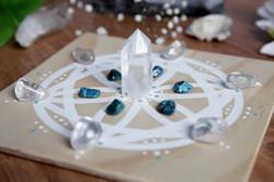apidae crystal grids guardians of fae