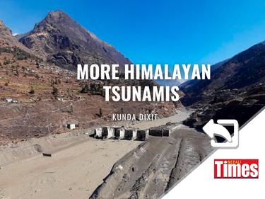 More Himalayan tsunamis