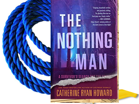 The Nothing Man - a serial killer can no longer hide in plain sight.