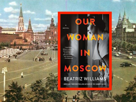 Our Woman in Moscow - twin sisters caught up in Cold War espionage.