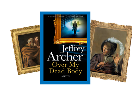 Over My Dead Body - Book #4 in the action-packed William Warwick series.