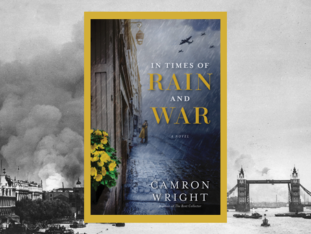 In Times of Rain and War - a moving WWII-era story about hope and love.