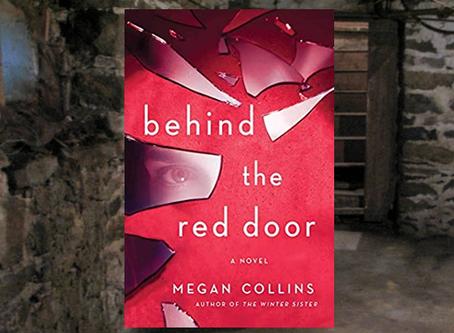 Behind the Red Door - get ready for a dark thriller.