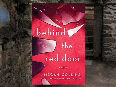 Behind the Red Door - get ready for a dark thriller.