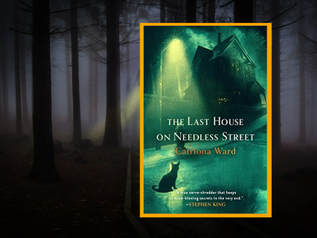 The Last House on Needless Street - a book full of secrets and surprises.