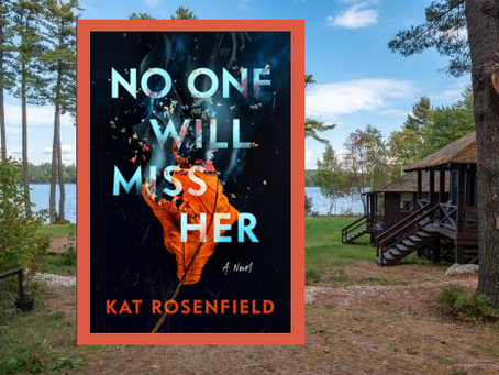 No One Will Miss Her - a creative thriller that will keep you guessing.