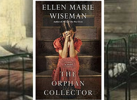 The Orphan Collector – a moving story of resilience during a time of crisis in America's history.
