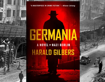 Germania - an interesting mystery set against the backdrop of WWII.