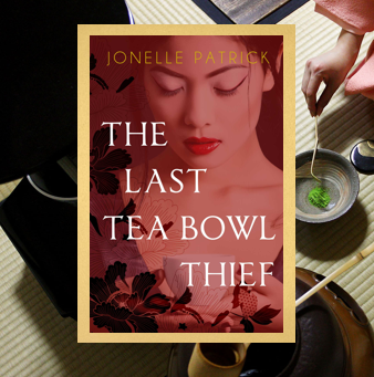 The Last Tea Bowl Thief - an engaging story that takes place in feudal, wartime and modern Japan.