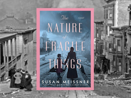 The Nature of Fragile Things – a story of resiliency during the 1906 San Francisco Earthquake.
