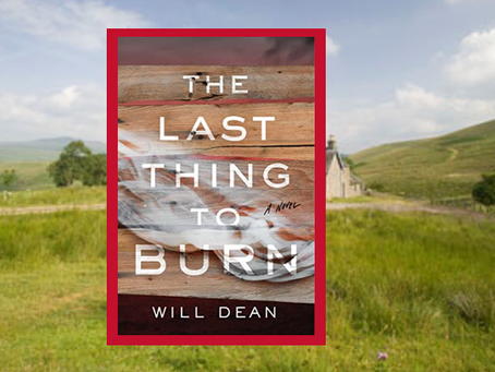 The Last Thing to Burn - heartbreaking story of survival and resilience.