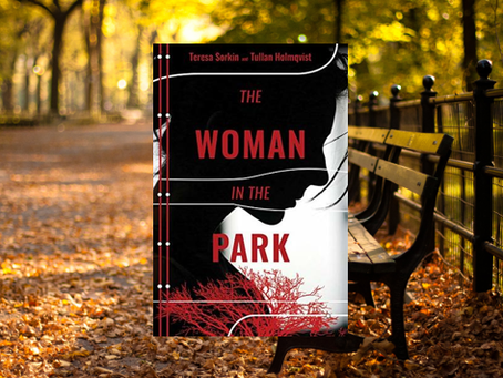 The Woman In The Park: a thriller that will truly surprise.