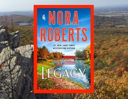 Legacy - an entertaining romantic thriller.