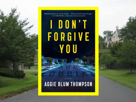 I Don't Forgive You - a chilling, twisty thriller.