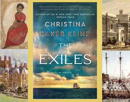 The Exiles - an unforgettable story of hardship and courage in 19th century Australia.