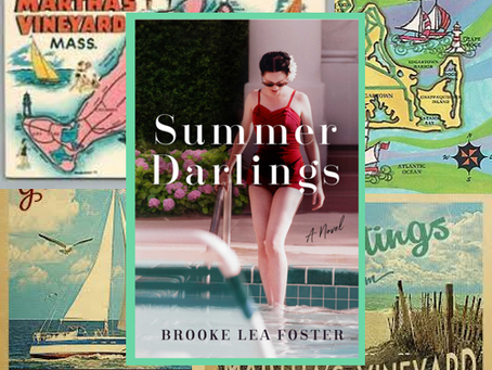 Summer Darlings - amidst the wealthy of Martha's Vineyard, people are not what they seem to be.