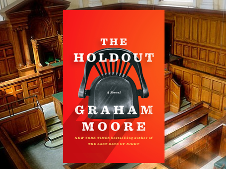 The Holdout - an enjoyable legal thriller.