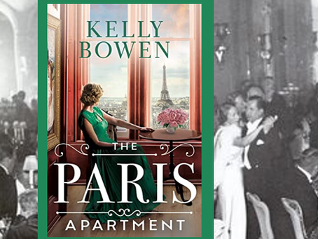 The Paris Apartment - a hidden place filled with art reveals the secrets of a socialite during WWII.