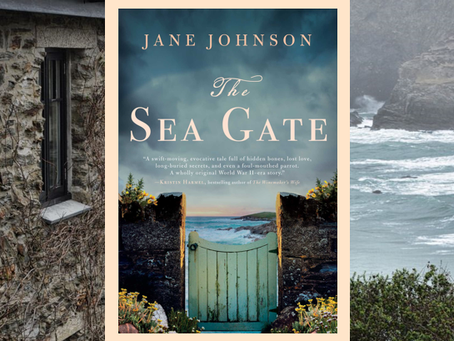 The Sea Gate - an engaging, dual timeline story about hidden family secrets from the past.