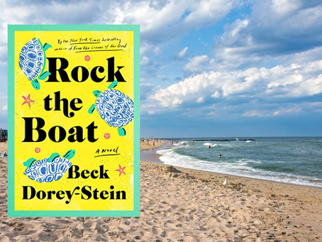 Rock the Boat - returning home at the Jersey Shore, three childhood friends try to find happiness.