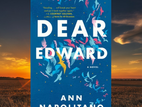 Dear Edward - An intense and heartbreaking story that is also uplifting and inspiring.