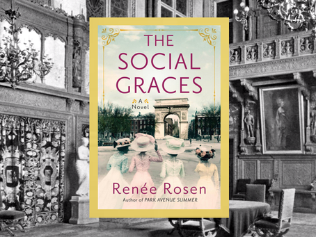 The Social Graces - a journey back to the Gilded Age and the world of the Astors and Vanderbilts.