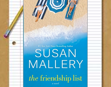 The Friendship List - two women's quest for emotional growth.