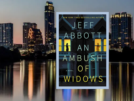 An Ambush of Widows - two women try to uncover the mystery of their husbands' double murder.