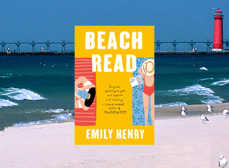 Beach Read: an enjoyable, slow-burn romance between two writers who had been rivals.