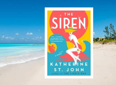 The Siren - escape into this satisfying thriller about revenge on a remote movie set.