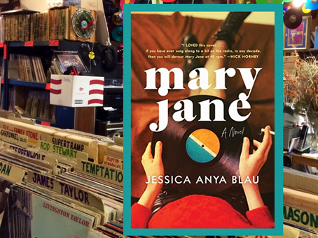 Mary Jane - a memorable coming-of-age story set in 1970s Baltimore.