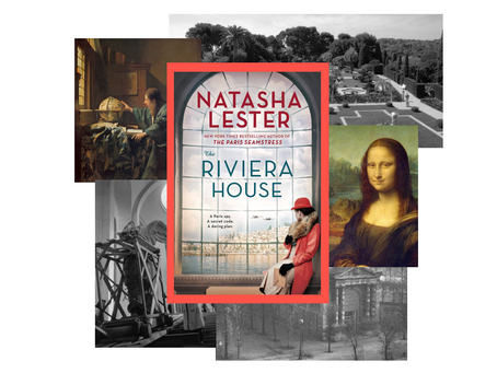 The Riviera House – a story of bravery during wartime and healing in modern-day France.