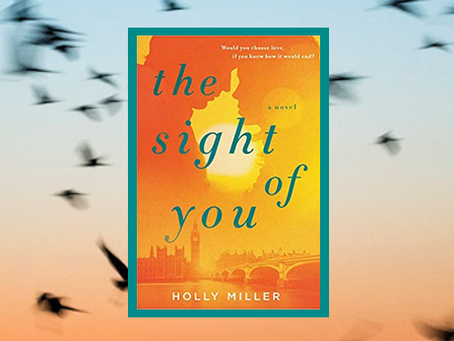 The Sight of You - a heartbreaking story of love and sacrifice.