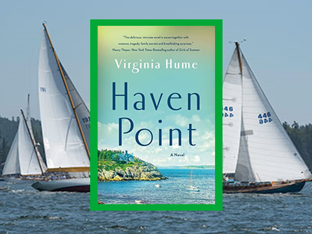 Haven Point - a moving multi-generational family saga.
