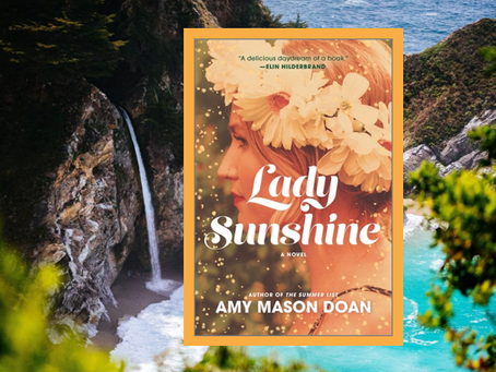 Lady Sunshine - escape to the summer of 1979 in this memorable book.