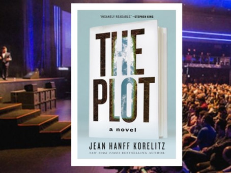 The Plot - a failing writer steals the plot of a book in this well done thriller.