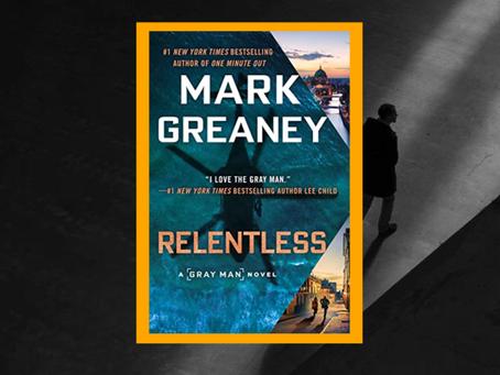 Relentless (Gray Man #10): non-stop action.