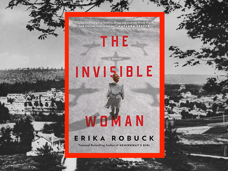 The Invisible Woman - the incredible bravery of Virginia Hall during World War II.
