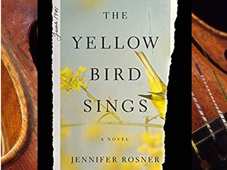 The Yellow Bird Sings - a beautiful and heartbreaking story about love and hope.