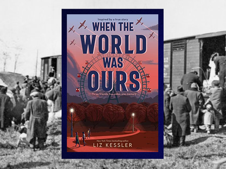 When the World Was Ours – three children experience the horrors of World War II.