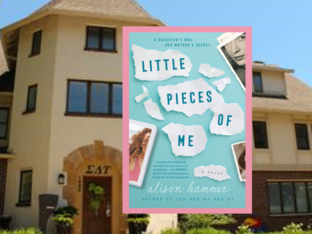 Little Pieces of Me - a woman's emotional journey to find her true identity.