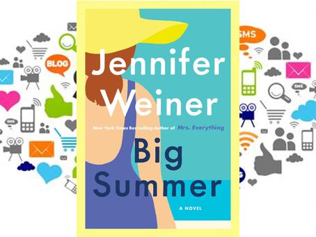 Big Summer: an entertaining beach read with a twist.