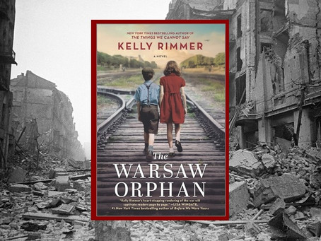 The Warsaw Orphan – an unforgettable World War II story of heroism.