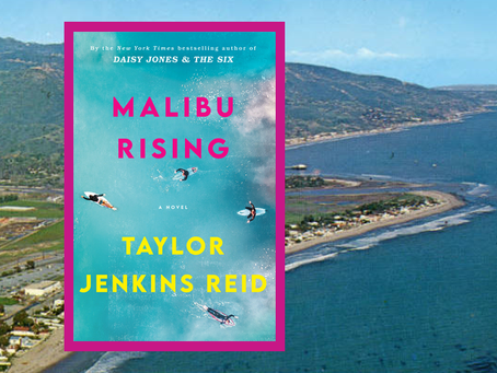 Malibu Rising – hit the beach with this engaging story of four surfer siblings set in the 1980s.