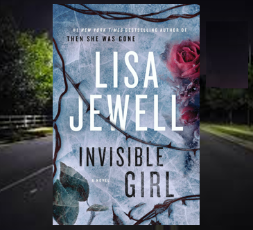 Invisible Girl - a strong domestic thriller with people who are hiding deep pain and secrets.