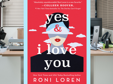 Yes & I Love You – a charming, light contemporary romance.